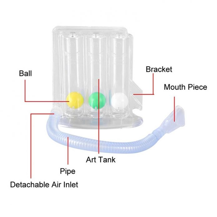 Breath Training Device